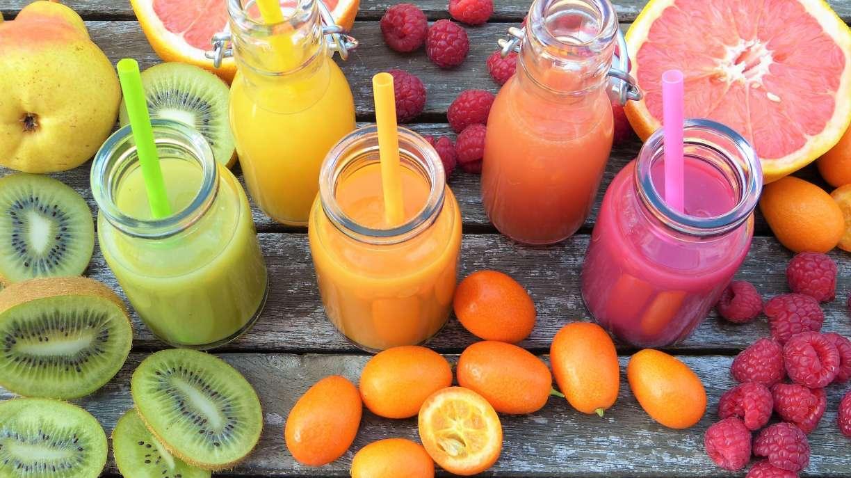 Receitas de sucos funcionais para aumentar consumo de frutas e vegetais na quarentena