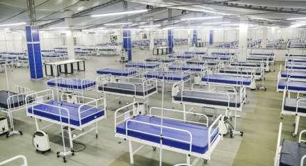 PCR entrega maior hospital de campanha para enfrentamento da covid-19 no Recife
