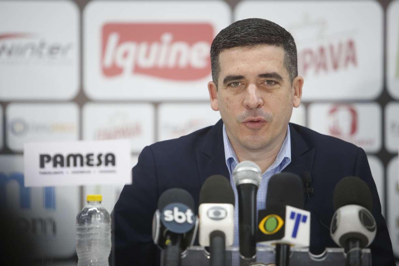 Presidente do Santa Cruz diz que futebol tem que voltar conscientizando e dando exemplo para a população