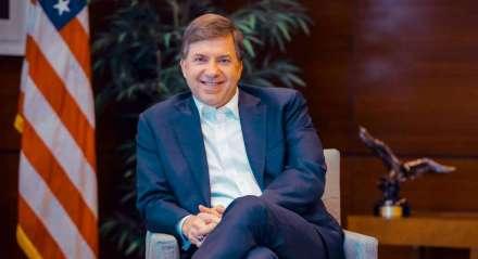Embaixador dos Estados Unidos no Brasil, Todd Chapman