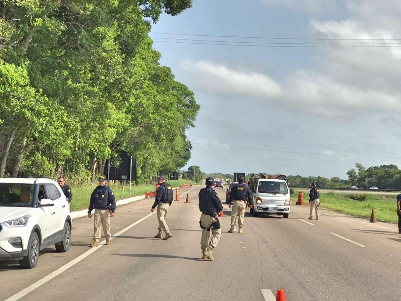 Operação visa diminuir acidentes de trânsito para desafogar emergências para coronavírus em Pernambuco