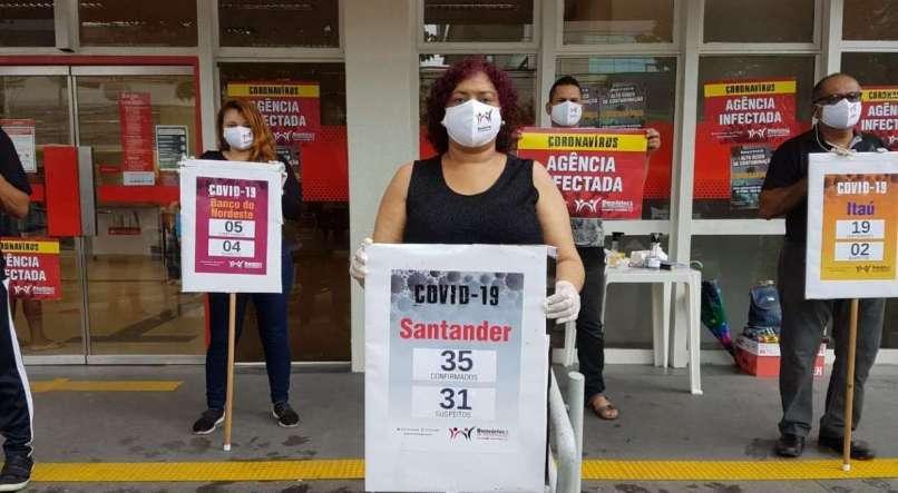 Divulgação/Sindicato dos Bancários de Pernambuco