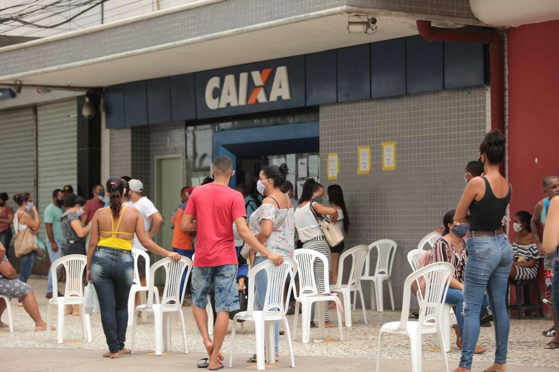 Caixa abre 45 agências em Pernambuco, neste sábado (23), para auxílio emergencial