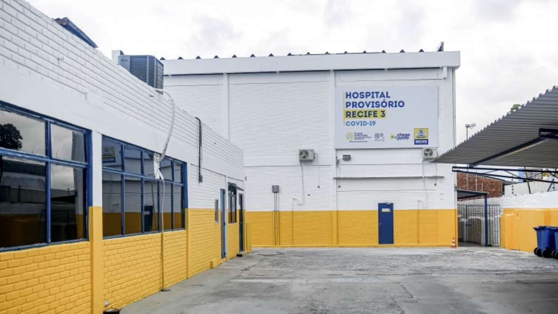 Veja locais do Recife que atendem pessoas com sintomas leves do novo coronavírus