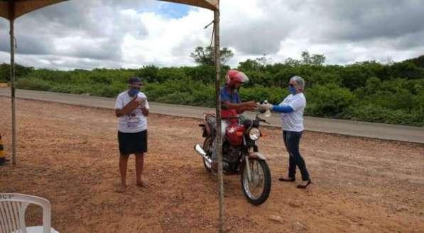 DIVULGAÇÃO/PREFEITURA DE CARNAUBEIRA DA PENHA