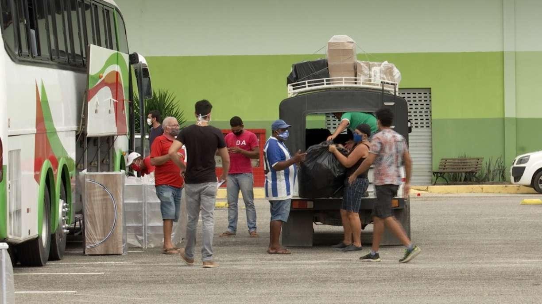Delivery da Feira da Sulanca de Caruaru completa um mês, mas não atende todos os comerciantes