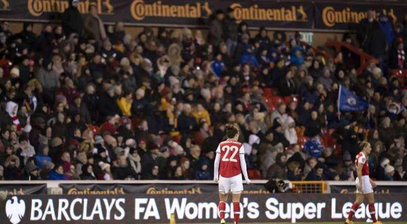 Jon Super for The FA