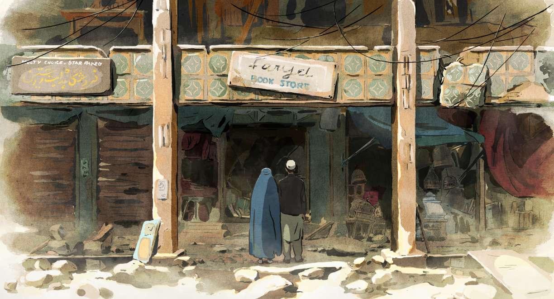 Animação 'Os Olhos de Cabul' traz a melancolia da vida sob o fundamentalismo religioso