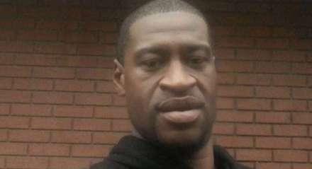 George Floyd, americano morto por policial nos EUA