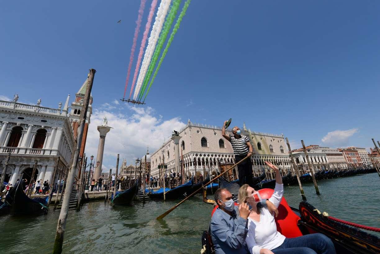 ANDREA PATTARO/AFP