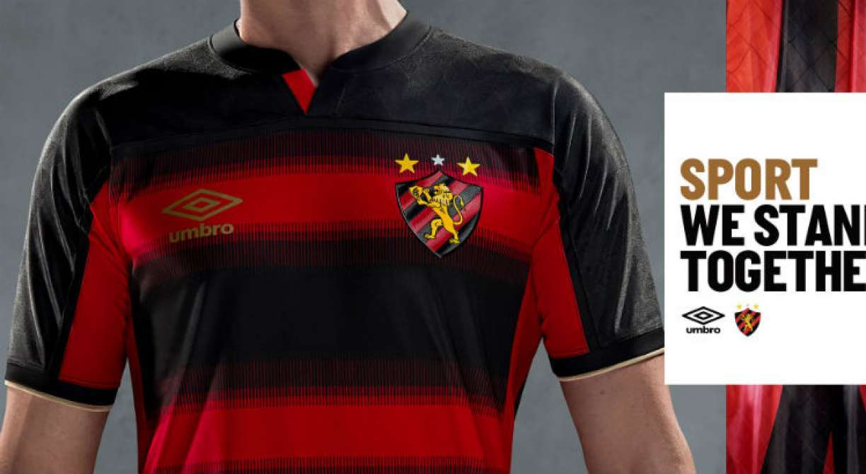 Confira os novos uniformes lançados pelo Sport