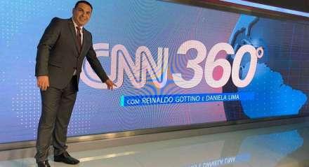 Reinaldo Gottino deixa canal fechado para retomar o 'Balanço Geral' na Record TV