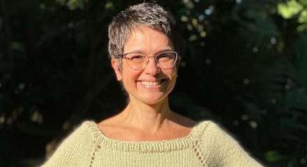 Sandra Annenberg apresenta o 'Globo Repórter'