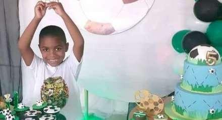 Miguel Otávio, de 5 anos, caiu do nono andar de prédio no Recife — Foto: Reprodução/Facebook