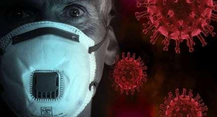 Casos de coronavírus no Brasil passou a marca dos 600 mil