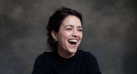 A autora de 'Amor de Mãe', Manuela Dias
