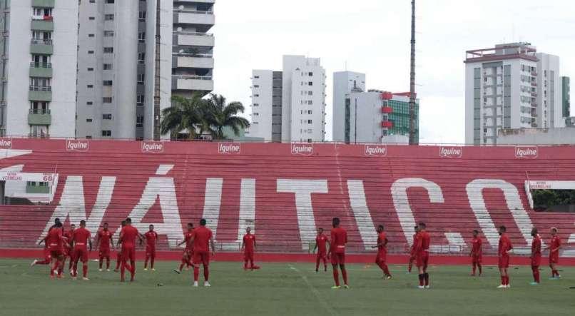 CAIO FALCÃO/NÁUTICO