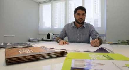 Diretor-sócio da construtora, Breno Campos Gouveia, lançou o projeto a partir da análise das vendas feitas pela construtora.