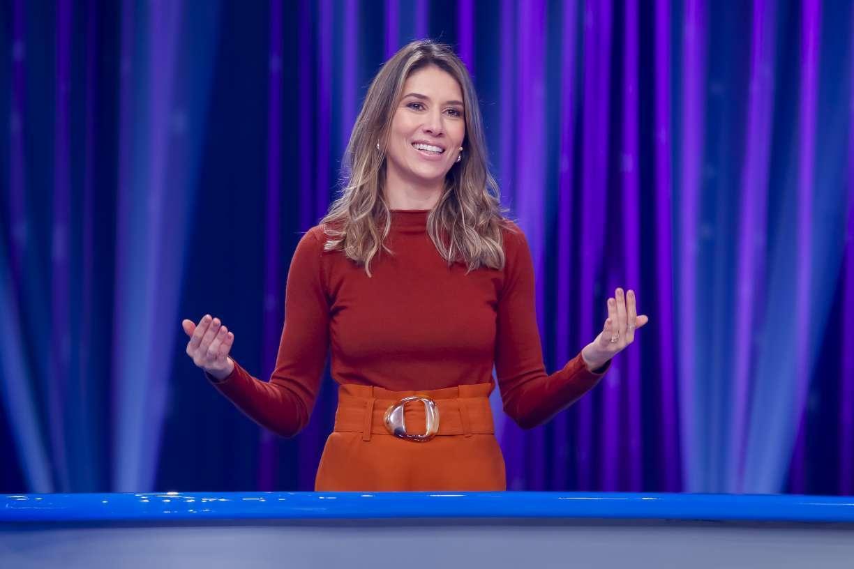 'Roda a Roda', com Rebeca Abravanel, lidera Top 10 do SBT; Jornalismo em baixa