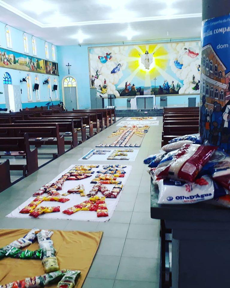 Divulgação/Paróquia Nossa Senhora de Fátima