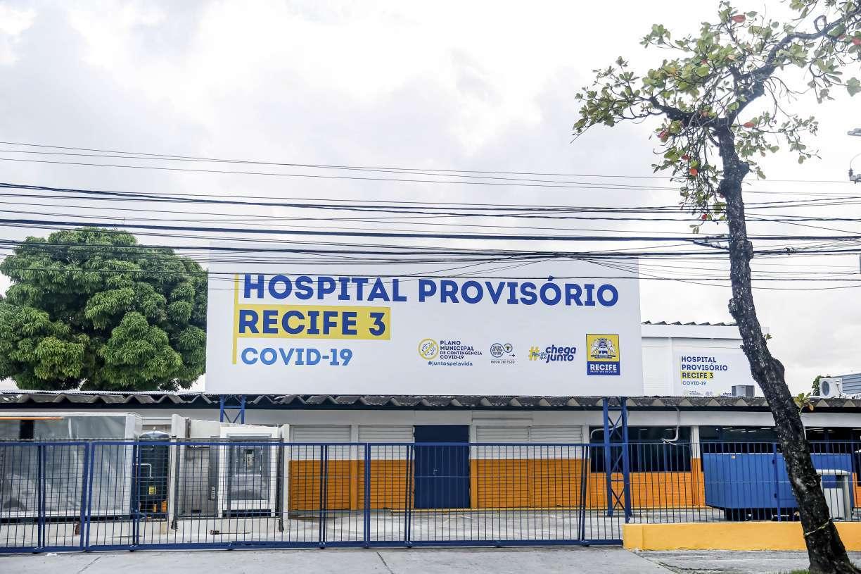 Avanço da covid-19 no Agreste e Sertão pode provocar busca por leitos no Recife