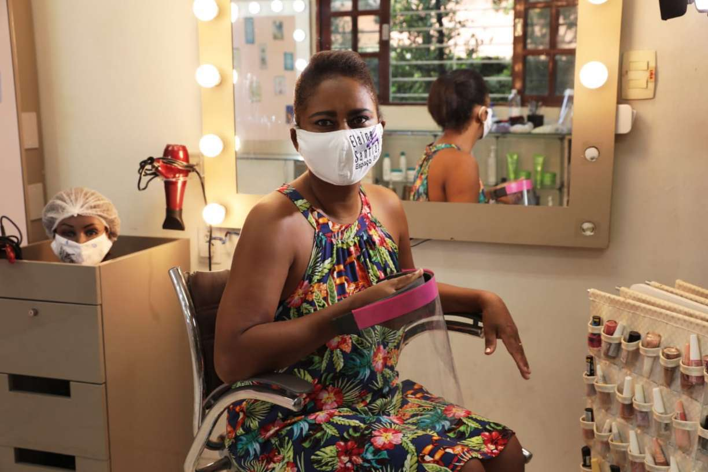 Salões de beleza e comércio de varejo se preparam para retorno das atividades em Pernambuco