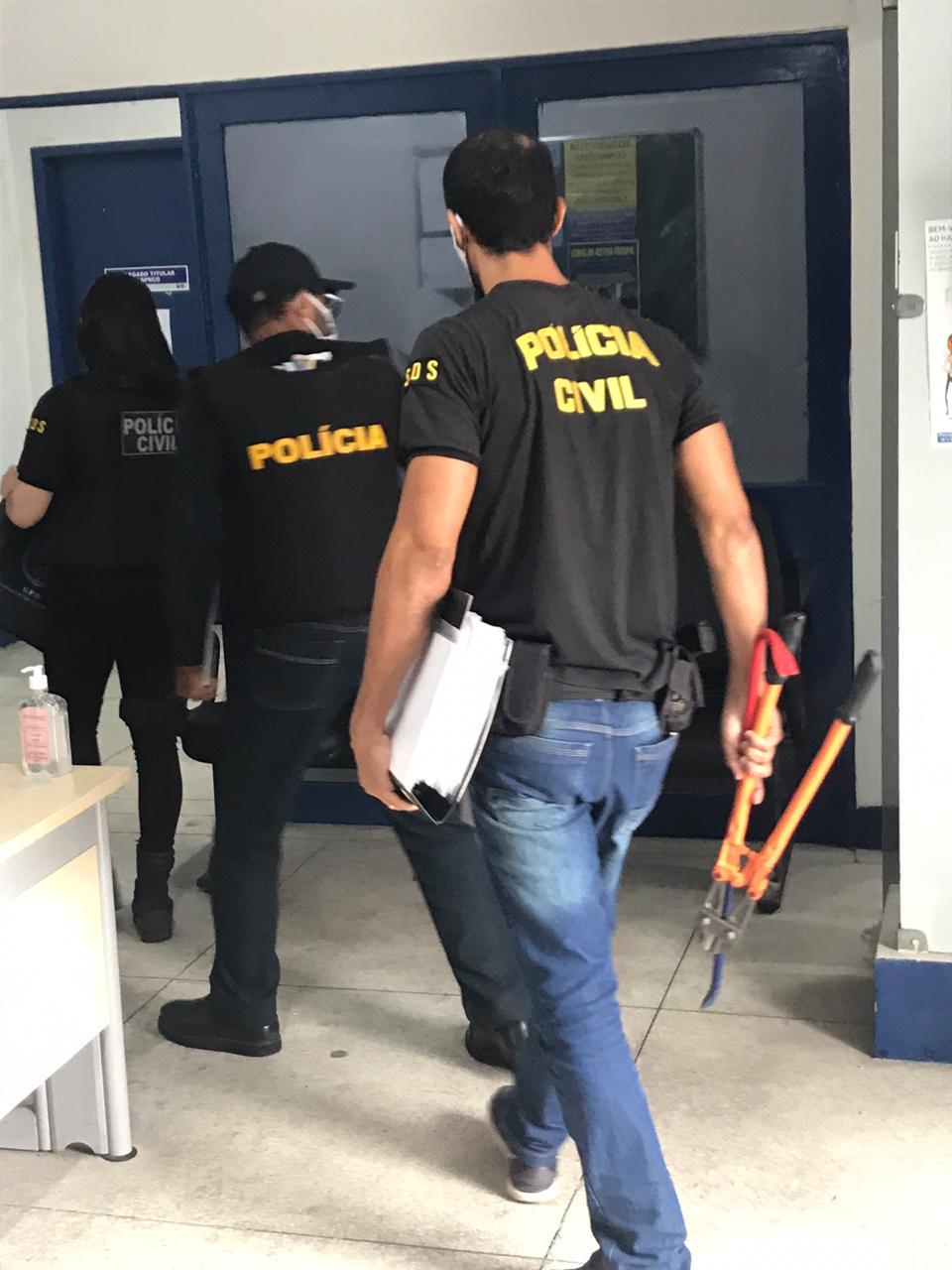 Empresa investigada pela Polícia Federal e Polícia Civil venceu 42 licitações entre 2009 e 2020 em Pernambuco