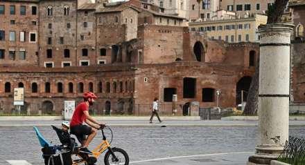 Roma, na Itália