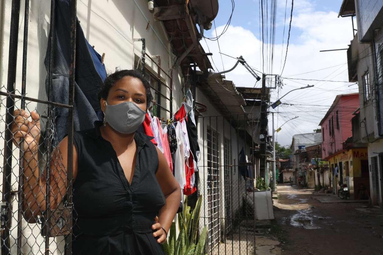 Déficit habitacional dificulta o ''fique em casa'' para os mais pobres