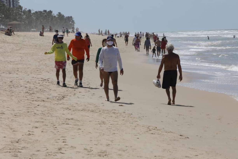 Em primeiro dia de reabertura, Recife começa a retomar cenário pré-pandemia em praças, calçadões e parques
