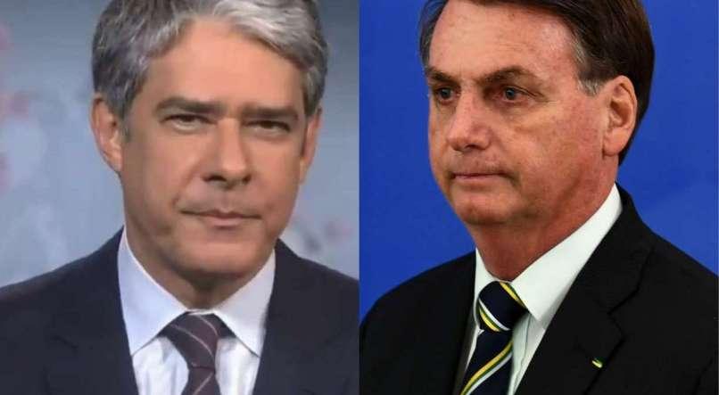 REPRODUÇÃO/TV GLOBO E EVARISTO SA/AFP