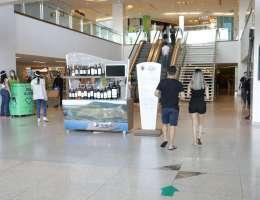 FOTO: WELINGTON LIMA/JC IMAGEM DATA: 23.06.2020 ASSUNTO: Shopping RioMar Recife reaberto ao público