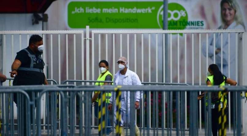 INA FASSBENDER / AFP