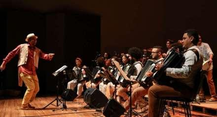 MUSICAL Orquestra Sanfônica Balaio do Nordeste, da Paraíba