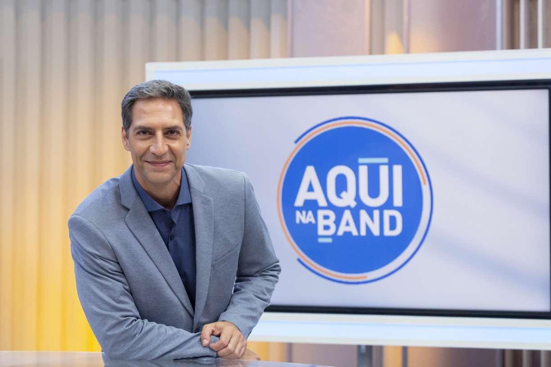 Band anuncia demissão de Luís Ernesto Lacombe