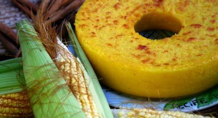 BOA MESA Destaque para pamonha de forno do restaurante Cipo Nativo