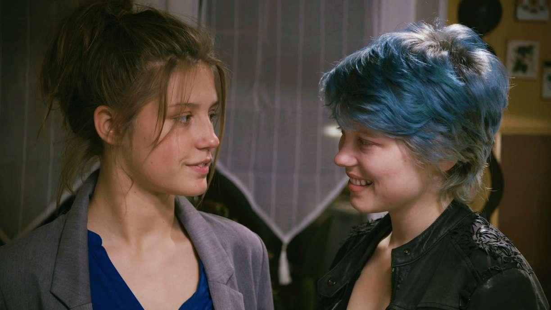 'Azul é a Cor Mais Quente' é o filme LGBTQIA+ mais buscado no Brasil; Veja o Top 10