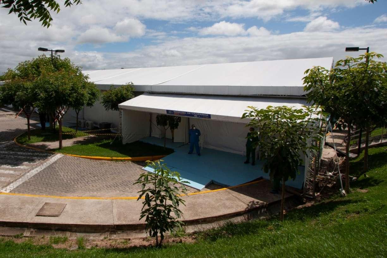 Covid-19: UTI de hospital em Caruaru, principal do Agreste de Pernambuco, opera quase no limite