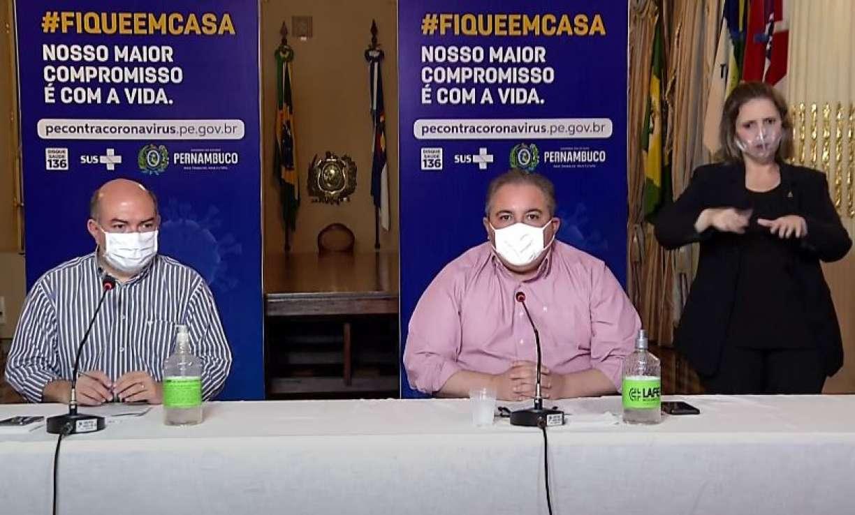 Pernambuco irá esperar fim de semana para decidir sobre avanço para quinta etapa de reabertura no Estado