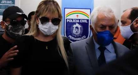 Caso Miguel, Mirtes Renata, Sari Corte Real, depoimento, delegacia, Santo Amaro, crime.
