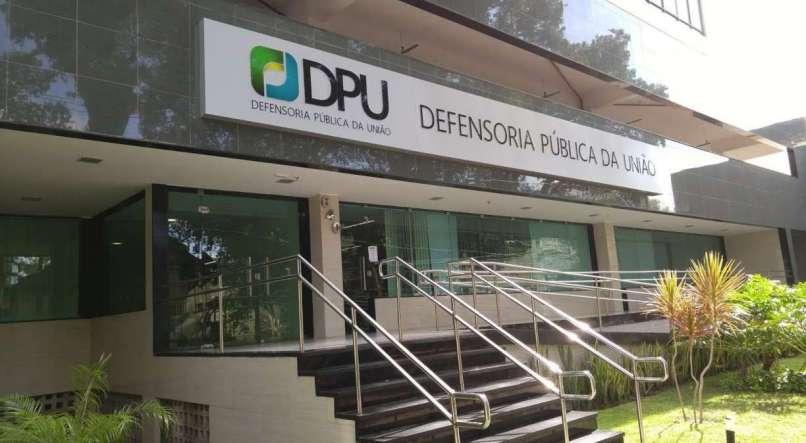 DIVULGAÇÃO/DPU