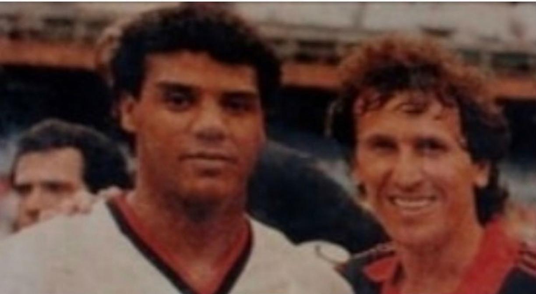 Zico x Zico: ídolo do Flamengo relembra confronto contra camisa 10 do Sport em 88
