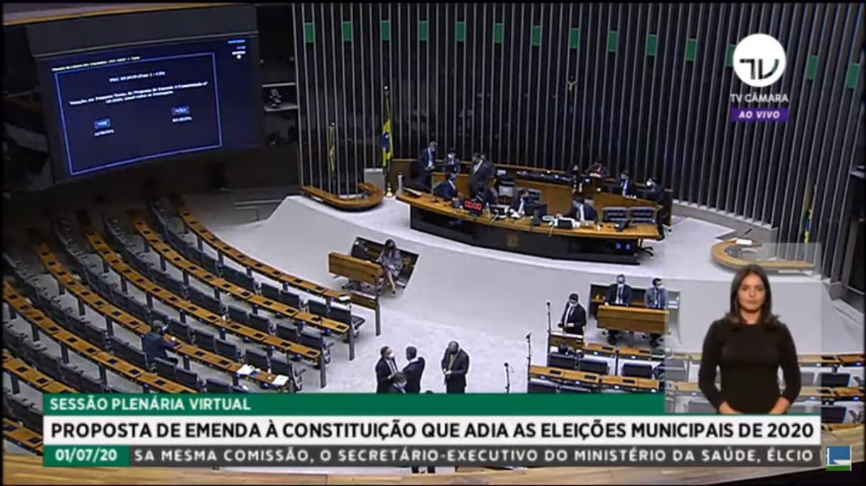 Veja como votaram os deputados pernambucanos para o adiamento das eleições 2020