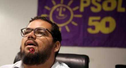 A nota do PSOL foi assinada pelo seu presidente estadual, Severino Souto Alves