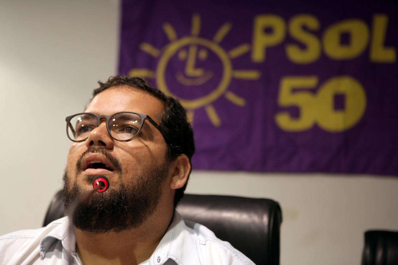 PSOL deve indicar vice de Marília Arraes, diz presidente nacional do partido