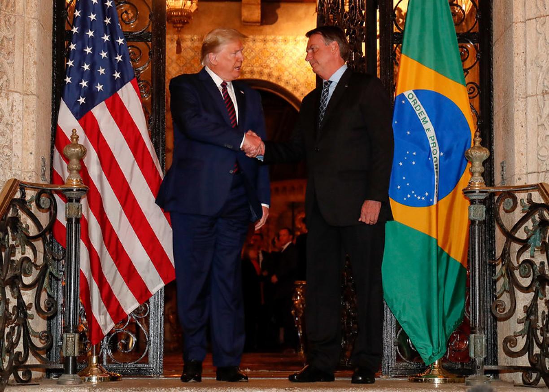 Mesmo sem Trump, Bolsonaro seguirá governo de