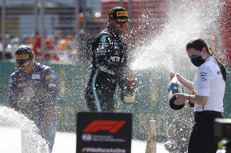 Bottas conquista GP da Áustria, a primeira prova da temporada da Fórmula 1 de 2020
