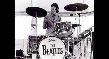 Ringo, em 1962