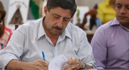Prefeito de Gravatá, Joaquim Neto (PSDB)