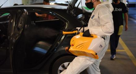 Um projeto piloto do Centro de Higienização foi instalado em São Paulo, em junho.